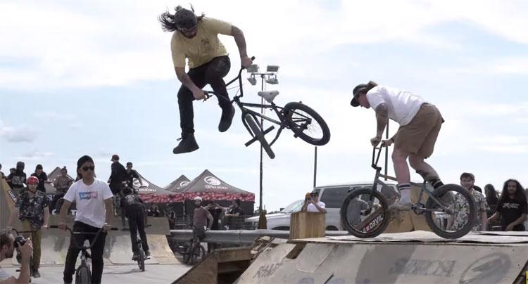 GT BMX Swampfest 2019 VIdeo