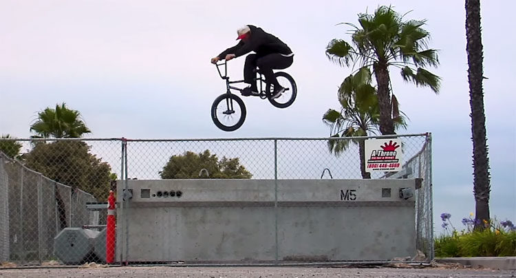 Headlights Broc Raiford BMX
