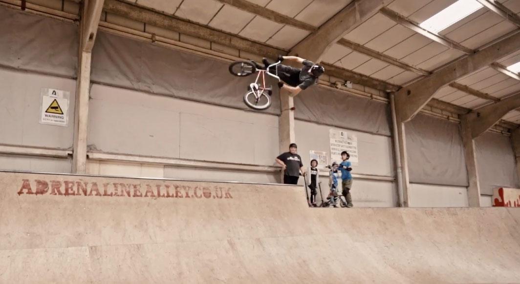 Jack Clark Radio Bikes BMX