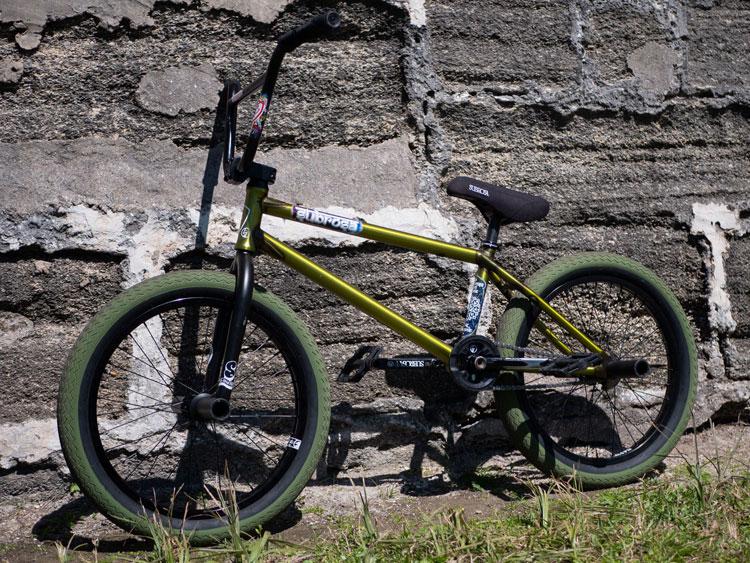 Subrosa Lewis Colascione BMX Bike Check
