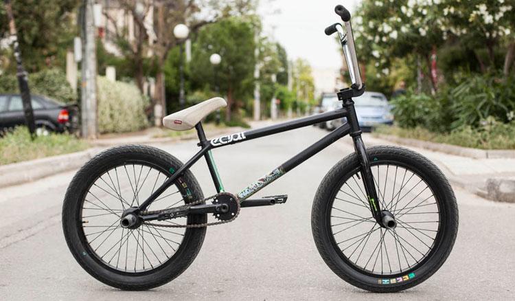 Lewis Mills BMX Bike Check Eclat BMX