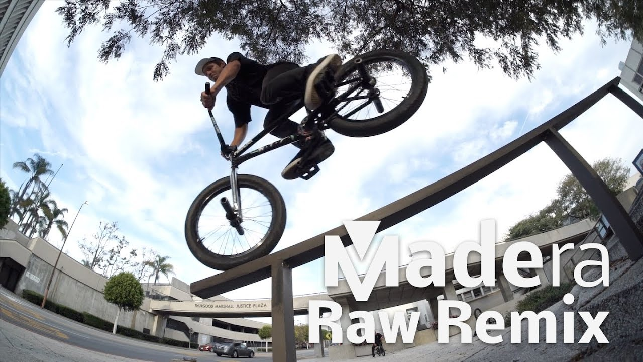 Madera BMX Memo Raw Remix Video