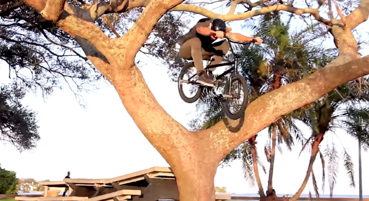 Matt Coplon Year 42 BMX video