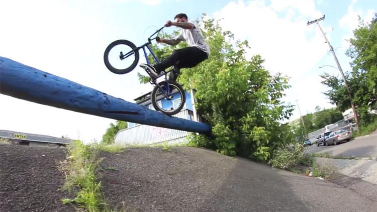 Merritt BMX Cutlets Video