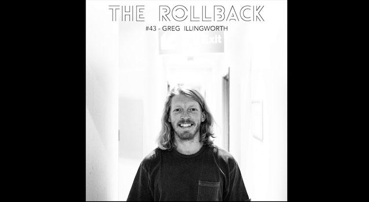 The Rollback Podcast Greg Illingworth BMX