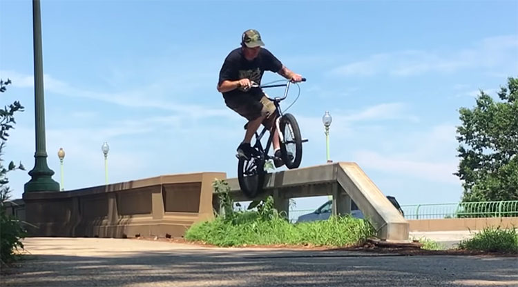 Andrew Mick's Tape 2.5 BMX video