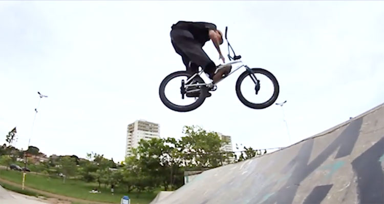 Caique Gomes Dream BMX video