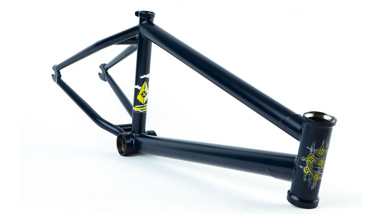 Fit Bike Co Yumi Tsukuda Signature BMX Frame