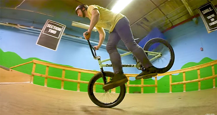 Gage Sharp BMX video