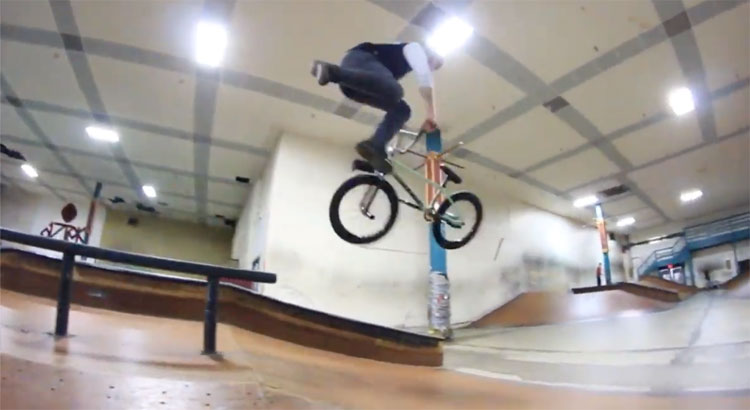 Standard Bykes Gage Sharp Welcome Video BMX
