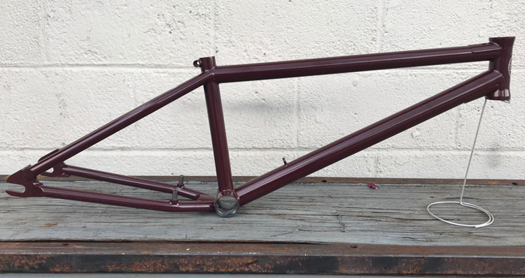 "Pedal Driven Cycles 22"" Operator BMX Frame"