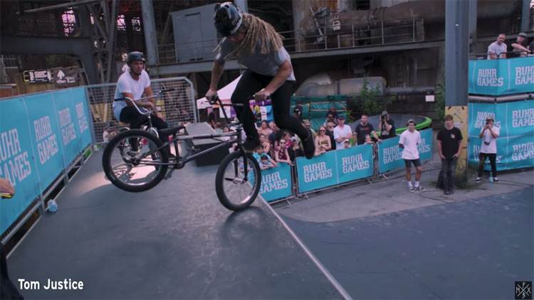 RUHR Games 2019 BMX Mini Ramp Highlights