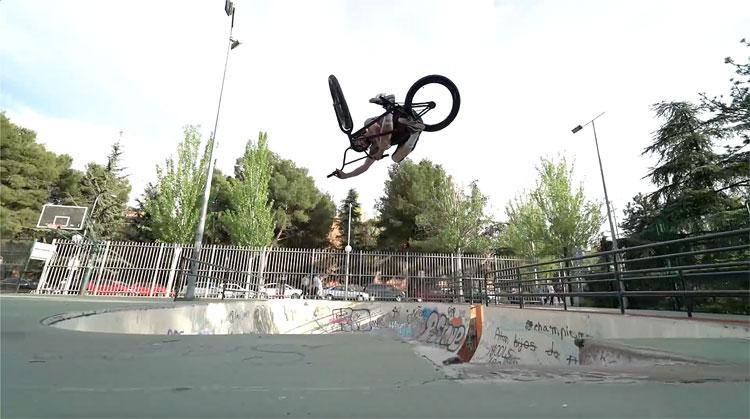 Sem Kok Flybikes BMX video