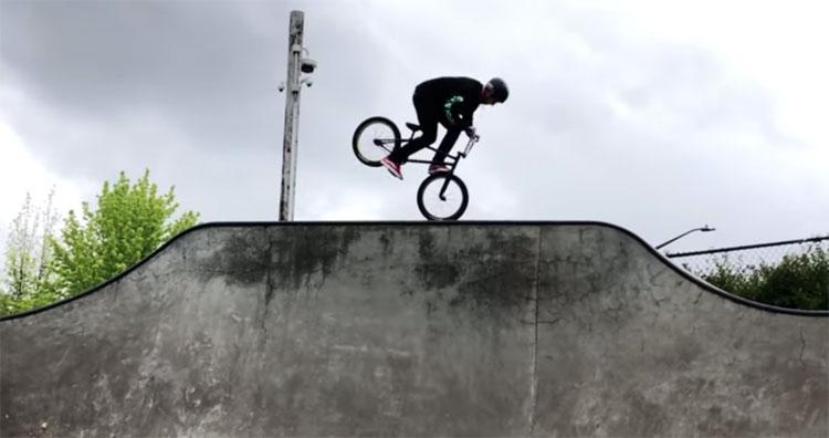 Shadow Conspiracy Mark Burnett Field Notes Oregon BMX video