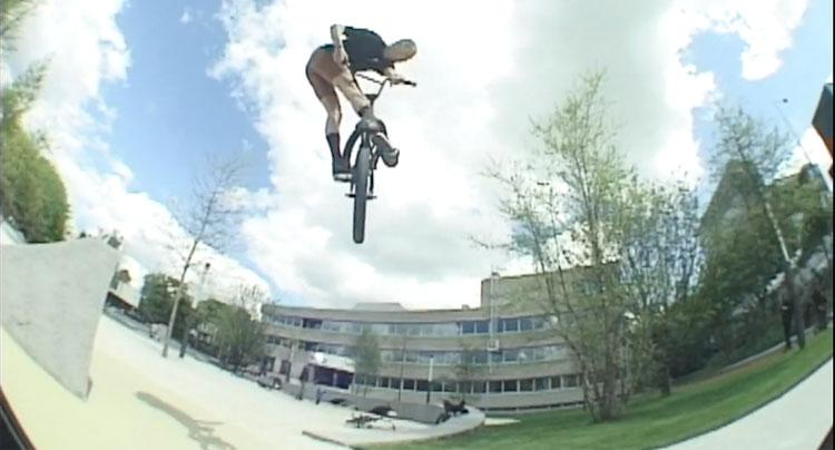 Soulcycle BMX Team Weekend BMX video