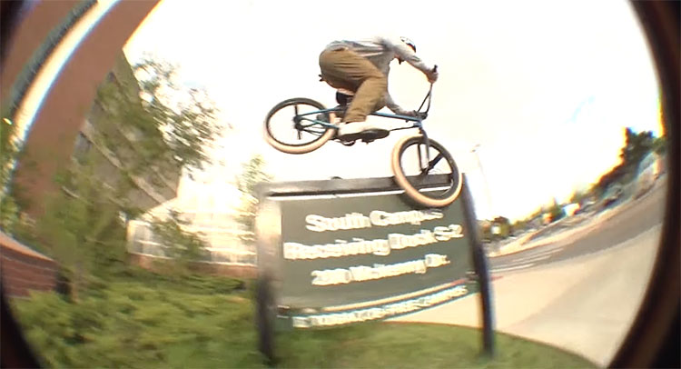 The Way Out BMX video