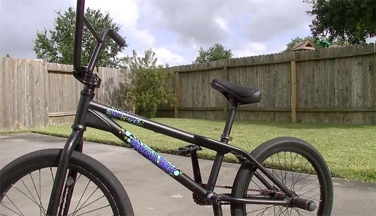 Art Thomason Hoffman Bikes Big Daddy BMX video