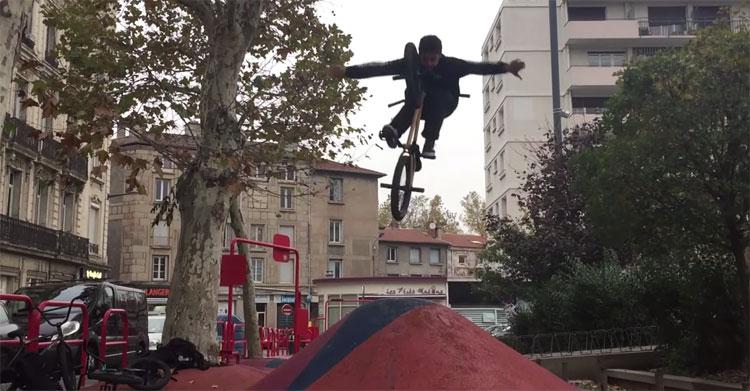 BSD Maxime Duraseaud BMX video