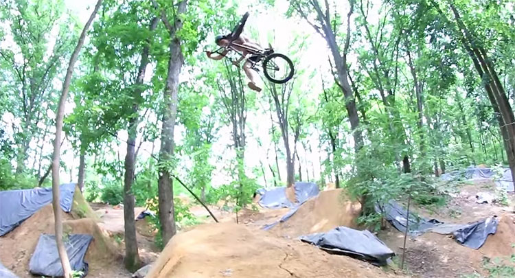 Catty Woods 4th of July Trails Jam BMX