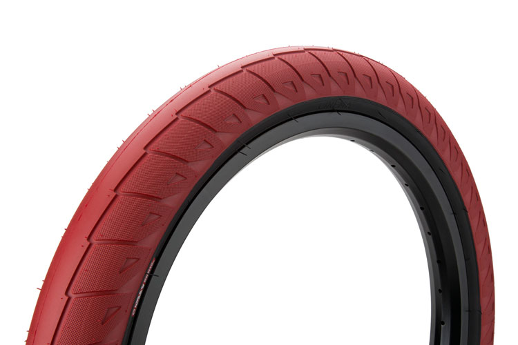 Cinema BMX Nathan Williams Tire Red