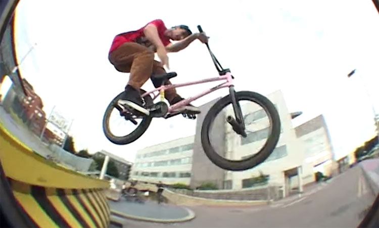 Doomed Brand Its Fooked BMX video