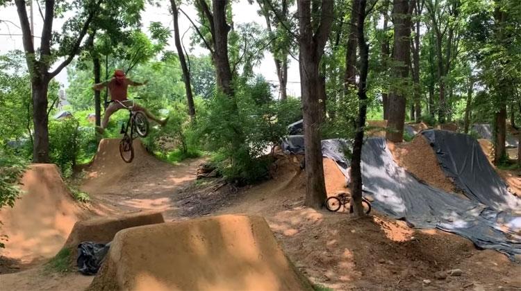FloriDeah Talkin 2 BMX video