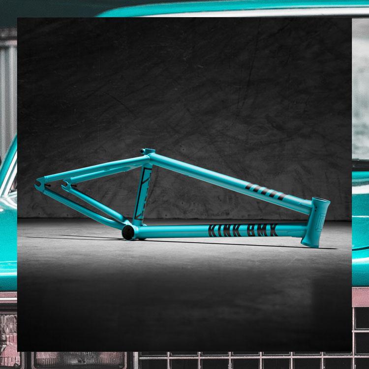 Kink BMX Titan II Frame BMX
