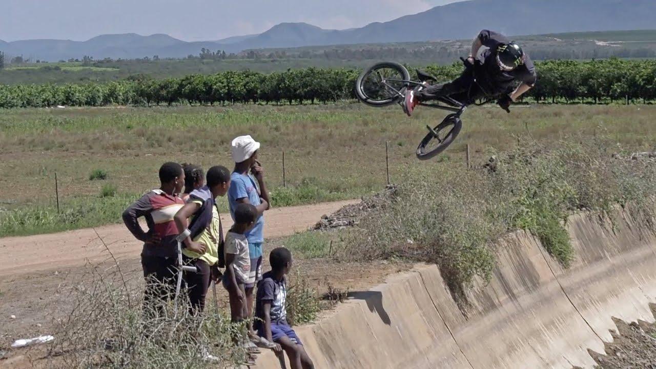 Monster Energy Safari South Africa BMX video