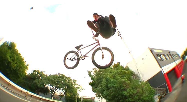 Shadow Conspiracy Controlled Chaos Jono Hopping BMX