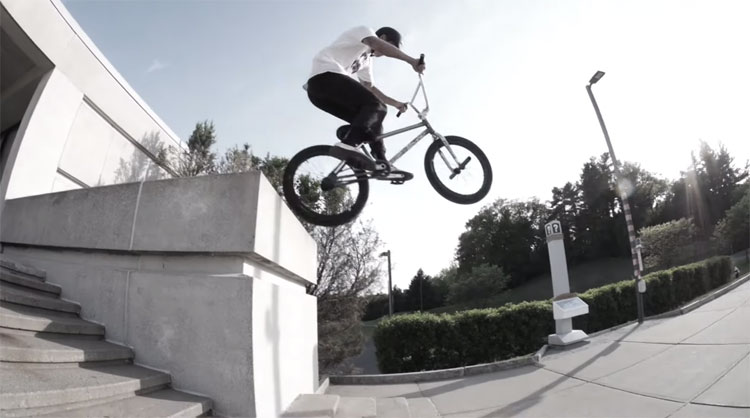 Subrosa Brand Down For Whatever New York BMX video