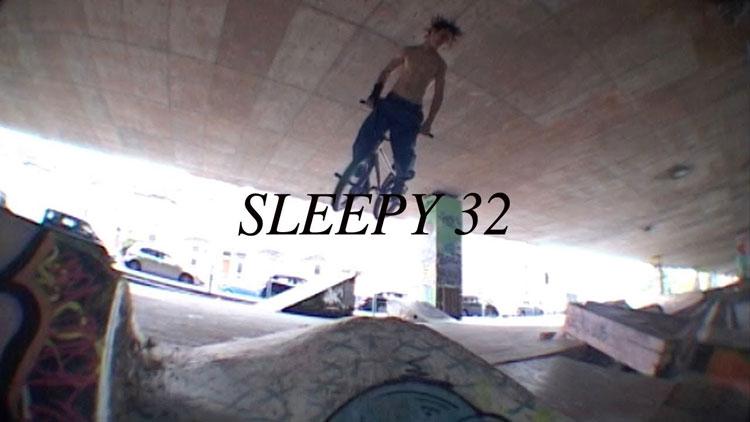 United BMX Sleepy 32 video