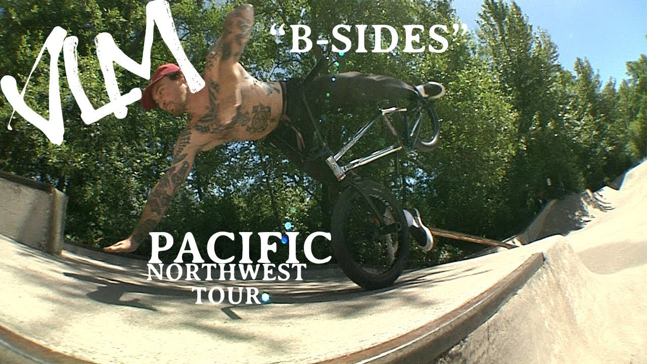 Volume Bikes Pacific Northwest Tour B-Sides BMX video