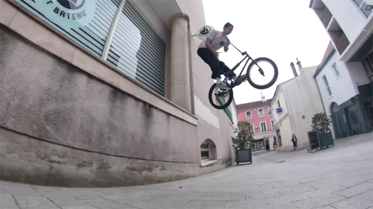 Volume Bikes PJ Martini 2019 BMX video