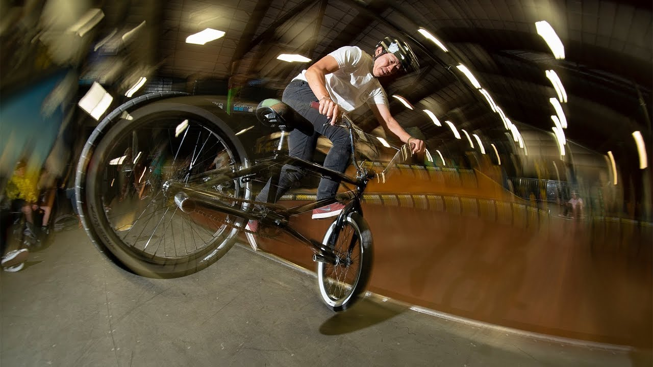 Woodward Copper VIP Tuan Duong BMX video