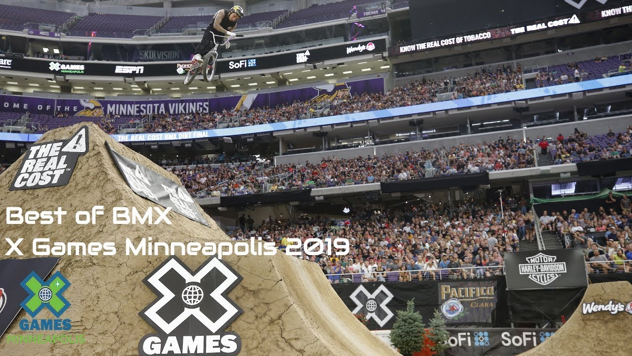 Best of BMX X Games 2019