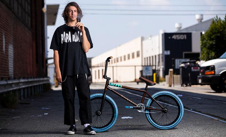 Brandon Begin Off Fit Bike Co