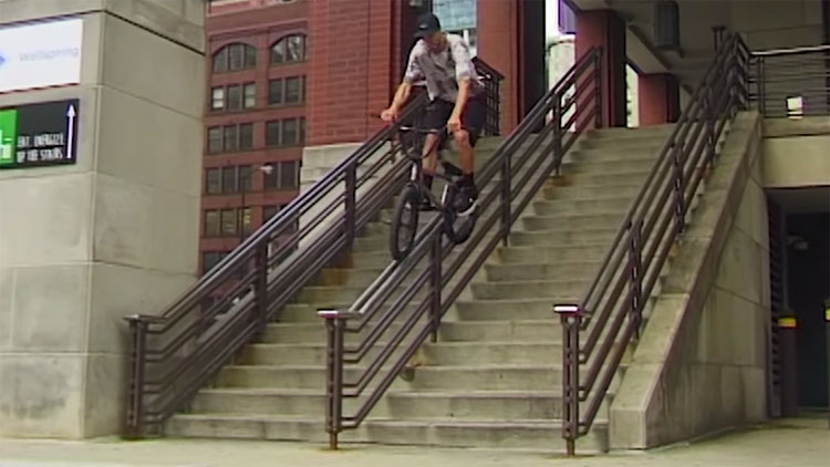 BSD BMX David Grant VX Rated Extras