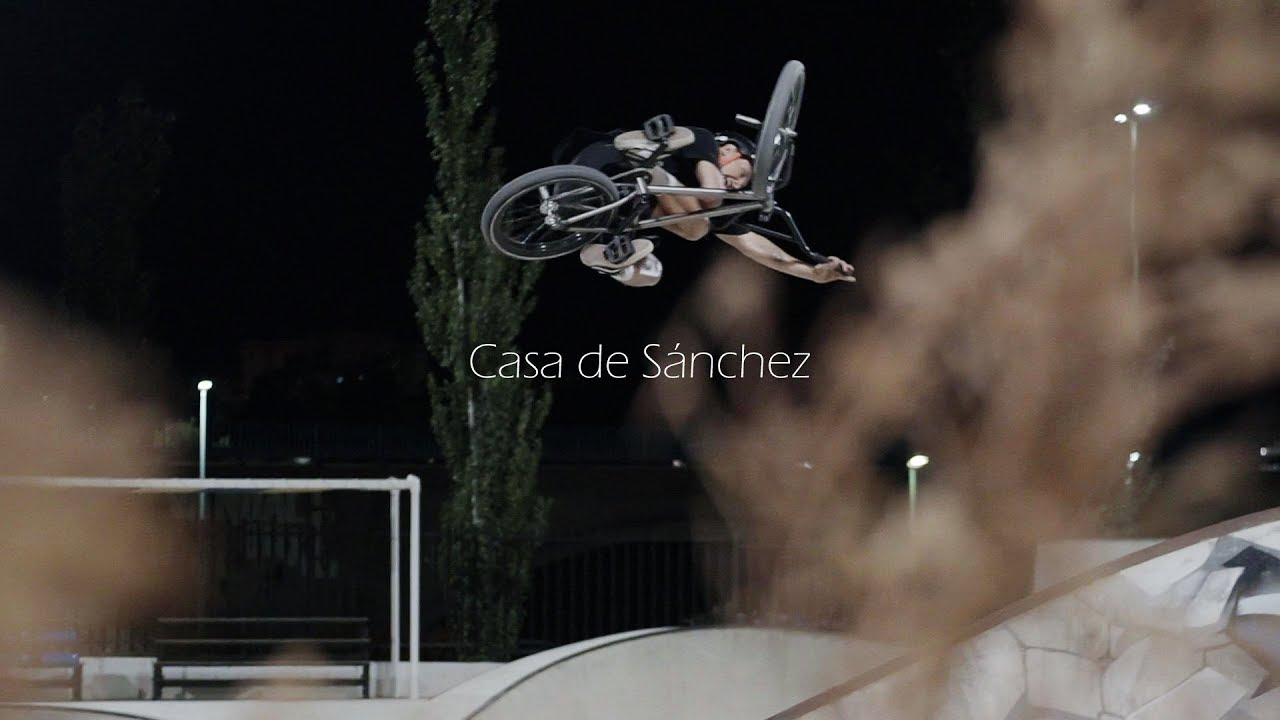 Casa de Sanchez Nico Dietz BMX video