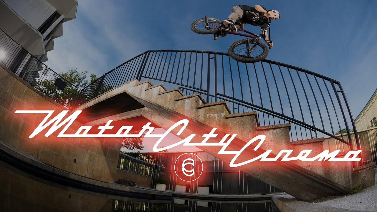 Motor City Cinema BMX video