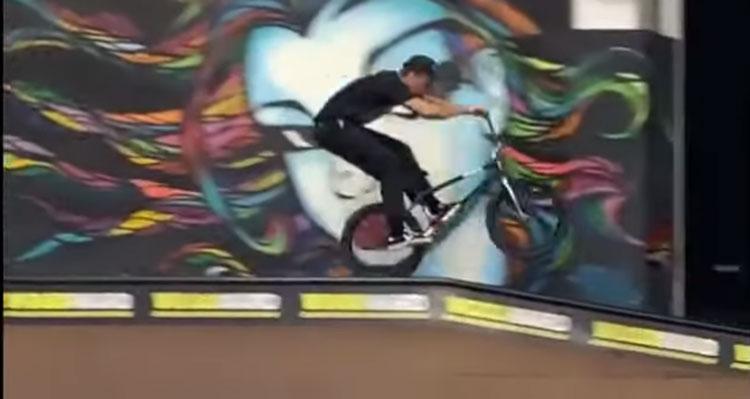 FloriDeah Talkin 3 BMX video