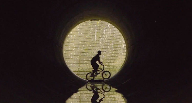Mutiny Bikes Midlands BMX video