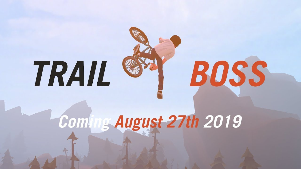Pumped BMX Trail Boss Game