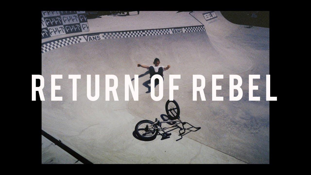 Return of Rebel BMX video