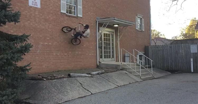 Steven Hamilton Drug Companies BMX video