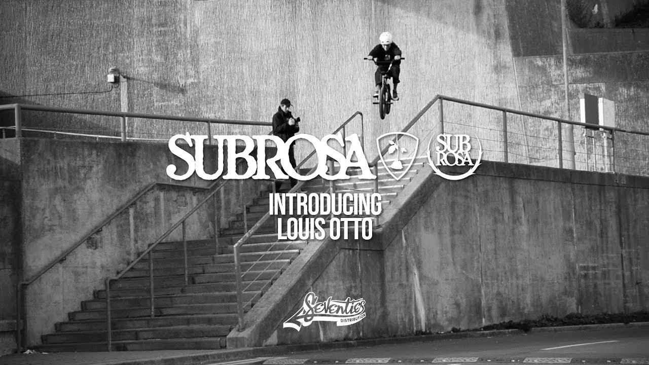 Subrosa Brand Louis Otto BMX video