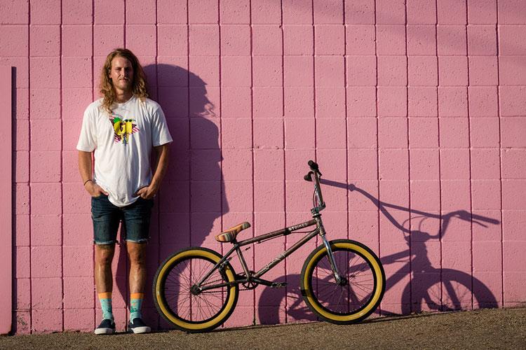 Mason Ritter GT BMX