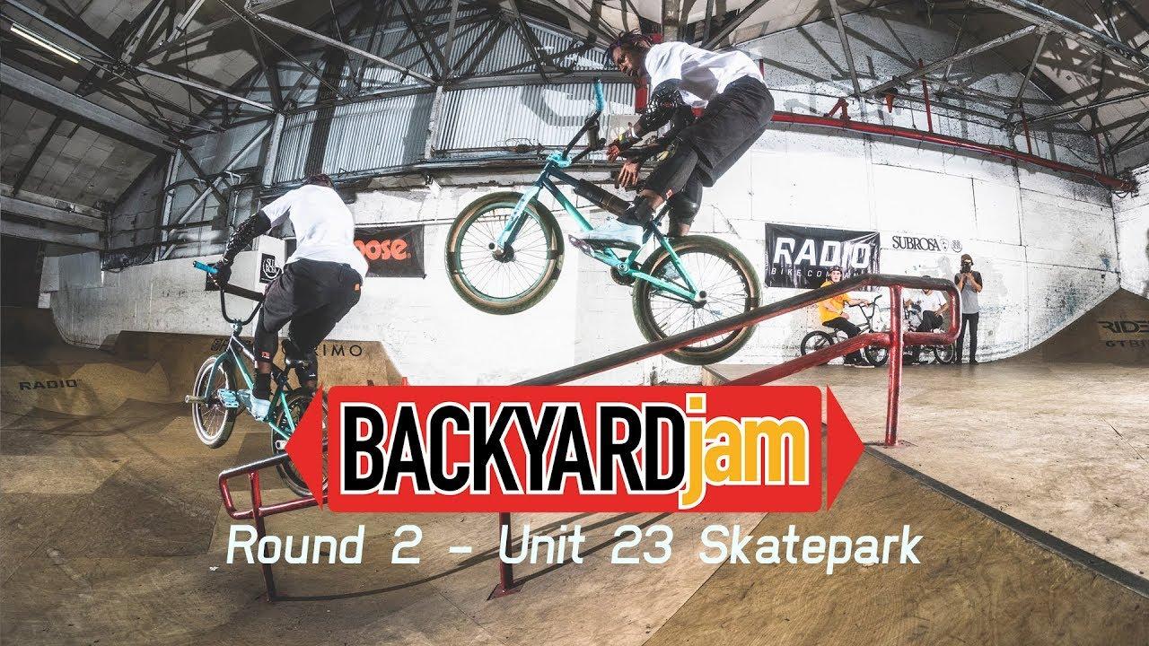 Backyard Jam 2019 Unit 23 Skatepark