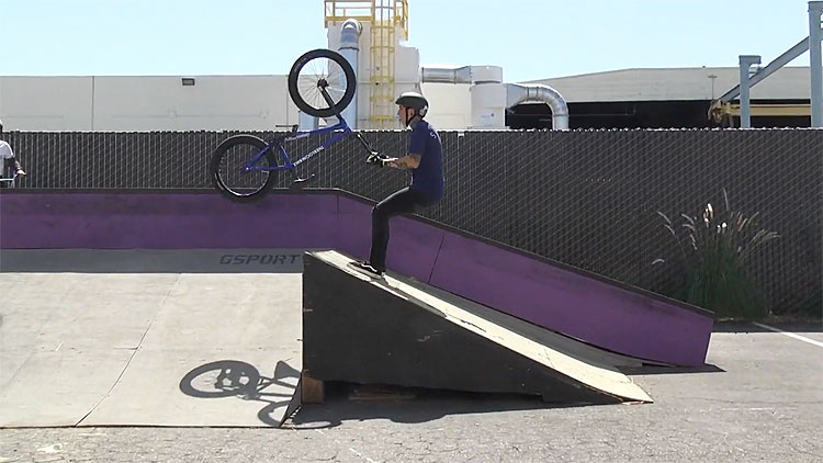 Bloom BMX Full Factory BMX Video