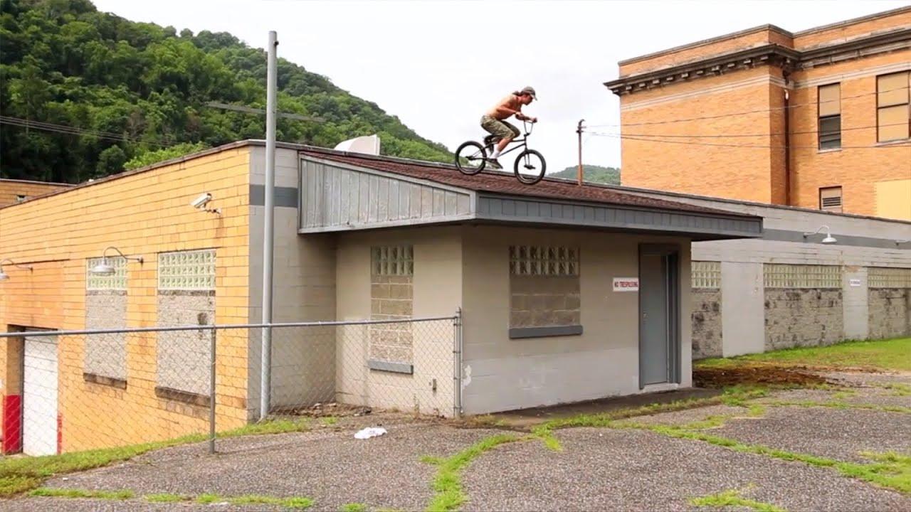 Chase Bucci BMX video