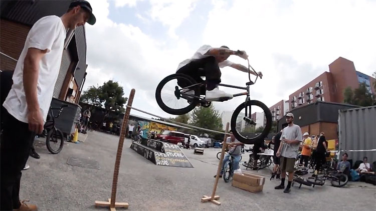 Crucial BMX Shop Cult Crew Shop Jam video